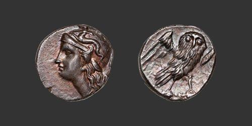 Odysseus numismatique monnaie grecque Calabre Tarente drachme