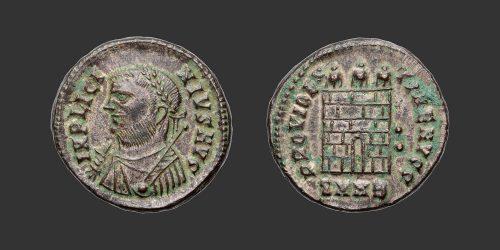 Odysseus Numismatique Monnaies Romaines LICINIUS Ier • Nummus