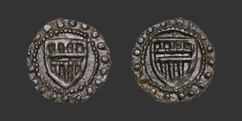 Odysseus Numismatique Monnaies Féodales MÉREAU • Jeton Médiéval