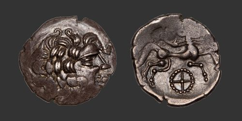 Odysseus Numismatique Monnaies Gauloises RÉDONES • Statère