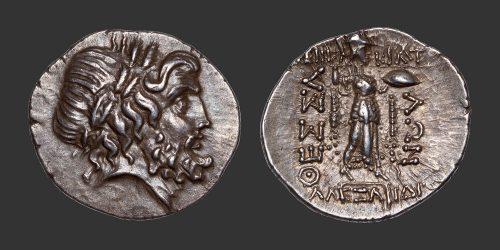 Odysseus Numismatique Monnaies Grecques Thessalie confédération thessalienne statère double victoriat