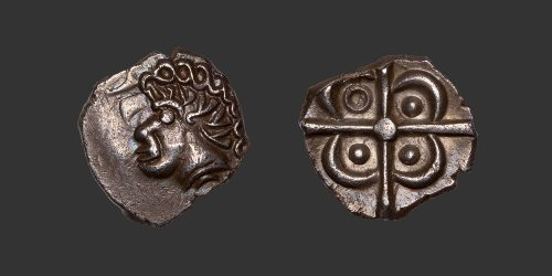 Odysseus Numismatique Monnaies Gauloises VOLQUES ARÉCOMIQUES / TOLOSATES • Drachme