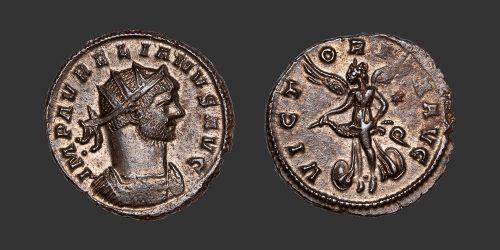 Odysseus Numismatique Monnaies Romaines AURÉLIEN • Antoninien