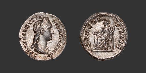 Odysseus Numismatique Monnaies Romaines SABINE • Denier
