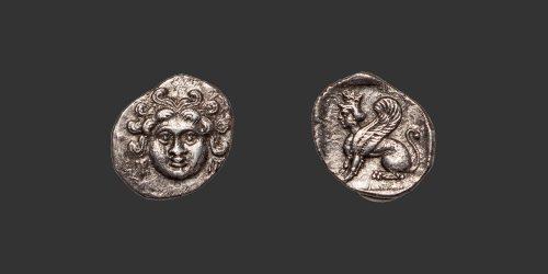 Odysseus numismatique monnaie grecque Cilicia Mallos obole