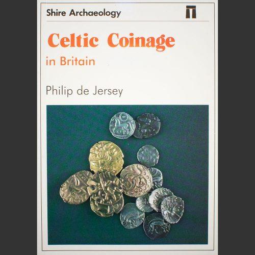Odysseus numismatique livres monnaies gauloises CELTIC COINAGE IN BRITAIN Philip de Jersey