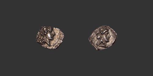 Odysseus numismatique monnaie grecque Asie Mineure Cilicia Nagidos hémiobole