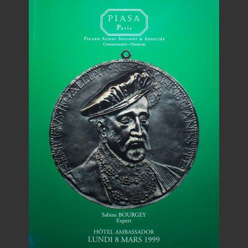 Odysseus numismatique catalogues de vente COLLECTION AMOS & DIVERS AMATEURS Bourgey 1999