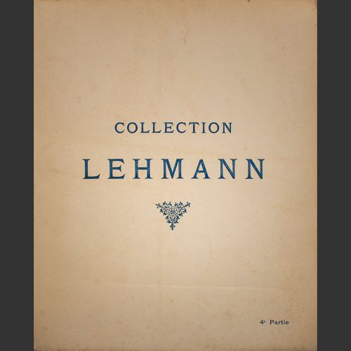 Odysseus numismatique catalogues de vente COLLECTION LEHMANN Feuardent 1925