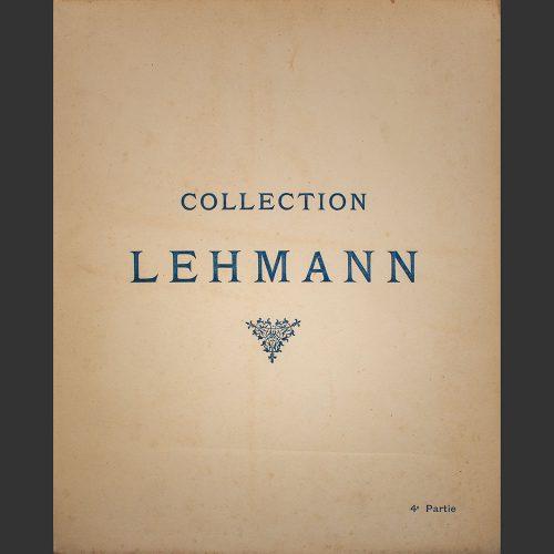 Odysseus numismatique catalogues de vente COLLECTION LEHMANN Feuardent 1925