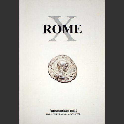 Odysseus numismatique catalogues de vente ROME 10 : LE MONNAYAGE D'AURÉLIEN CGB 2001