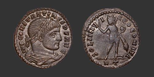 Odysseus Numismatique Monnaie Romaine CONSTANTIN Ier • Nummus