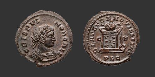 Odysseus Numismatique Monnaie Romaine CRISPUS • Nummus