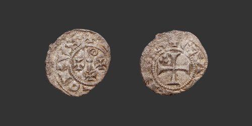 Odysseus Numismatique Monnaie Féodale LANGUEDOC - CAHORS • Obole