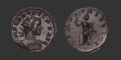 Odysseus Numismatique Monnaie Romaine PROBUS • Antoninien