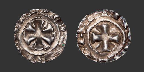 Odysseus Numismatique Monnaies Féodales AUVERGNE - LE PUY • Denier