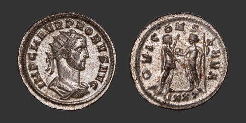 Odysseus Numismatique Monnaies Romaines PROBUS • Antoninien