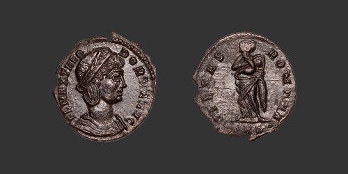 Odysseus Numismatique Monnaies Romaines THÉODORA • Nummus
