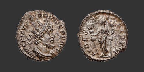 Odysseus Numismatique Monnaies Romaines VICTORIN • Antoninien