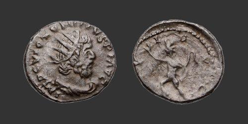 Odysseus Numismatique Monnaies Romaines FRAPPE BARBARE - VICTORIN • Antoninien