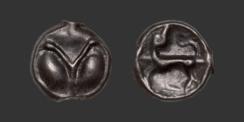 Odysseus Numismatique Monnaies Gauloises RÉGION PARISIENNE • Potin