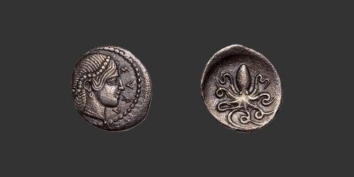 Odysseus Numismatique Monnaies Grecques SICILE - SYRACUSE • Litra