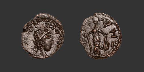 Odysseus Numismatique Monnaies Romaines FRAPPE BARBARE - TÉTRICUS II • Antoninien