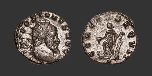 Odysseus Numismatique Monnaies Romaines POSTUME / AUREOLUS • Antoninien