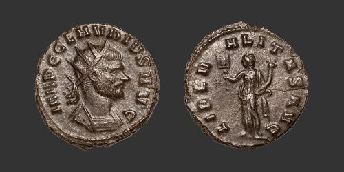 Odysseus Numismatique Monnaies Romaines CLAUDE II LE GOTHIQUE • Antoninien