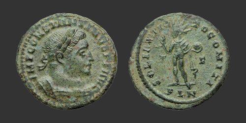 Odysseus Numismatique Monnaies Romaines CONSTANTIN Ier • Nummus