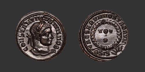 Odysseus Numismatique Monnaies Romaines CONSTANTIN II • Nummus