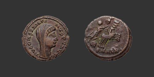 Odysseus Numismatique Monnaies Romaines DIVUS CONSTANTIN Ier • Nummus