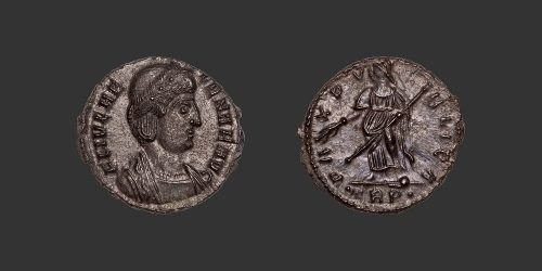 Odysseus Numismatique Monnaies Romaines HÉLÈNE • Nummus