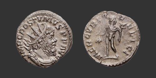 Odysseus Numismatique Monnaies Romaines POSTUME • Antoninien