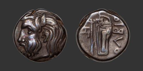 Odysseus Numismatique Monnaies Grecques SCYTHIE - OLBIA • Bronze