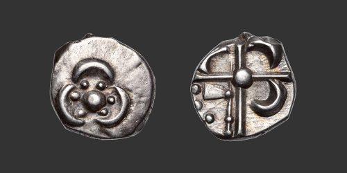 Odysseus Numismatique Monnaies Gauloises SOTIATES • Drachme