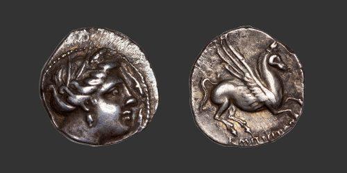 Odysseus Numismatique Monnaies Grecques IBÉRIE - EMPORION • Drachme