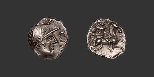 Odysseus Numismatique Monnaies Gauloises VALLÉE DU RHÔNE • Quinaire