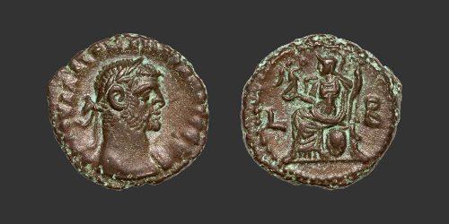 Odysseus Numismatique Monnaies Romaines Coloniales ALEXANDRIE - DIOCLÉTIEN • Tétradrachme