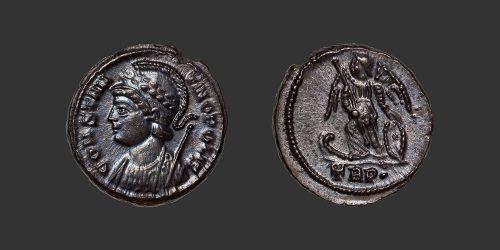 Odysseus Numismatique Monnaies Romaines CONSTANTINOPOLIS • Nummus