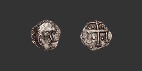 Odysseus Numismatique Monnaies Mérovingiennes MÉROVINGIENS - PARIS • Denier