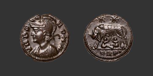 Odysseus Numismatique Monnaies Romaines VRBS ROMA • Nummus