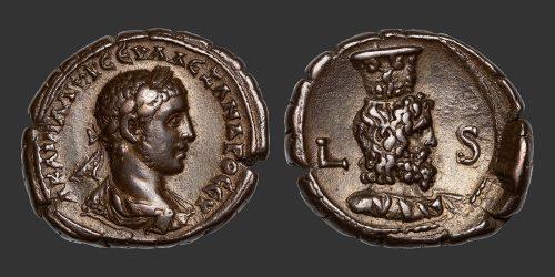 Odysseus Numismatique Monnaies Romaines Coloniales ALEXANDRIE - ALEXANDRE SÉVÈRE • Tétradrachme