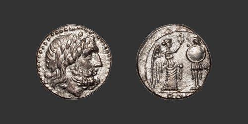 Odysseus Numismatique Monnaies Romaines République ANONYME • Victoriat