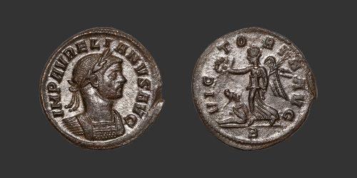 Odysseus Numismatique Monnaies Romaines AURÉLIEN • Denier