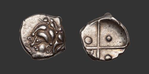 Odysseus Numismatique Monnaies Gauloises CADURQUES • Drachme