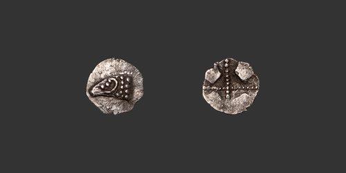 Odysseus Numismatique Monnaies Grecques IBÉRIE - EMPORION • Tétartémorion