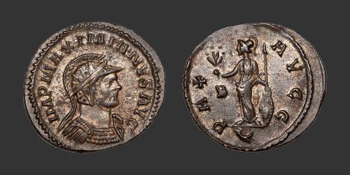 Odysseus Numismatique Monnaies Romaines MAXIMIEN • Antoninien
