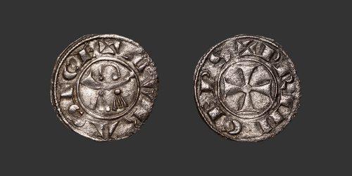 Odysseus Numismatique Monnaies Féodales ORANGE • Denier