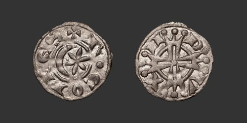 Odysseus Numismatique Monnaies Féodales PROVENCE - RAYMOND VI • Denier